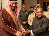 Saudi-Indian Panel to Draw Future Defense Cooperation