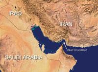 UAE, Iraq urge end to Strait of Hormuz Escalation