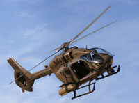 EADS North America Unveils AAS-72X+ Combat Helicopter