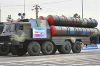 Iran Completes 30% of its Own S-300 Version