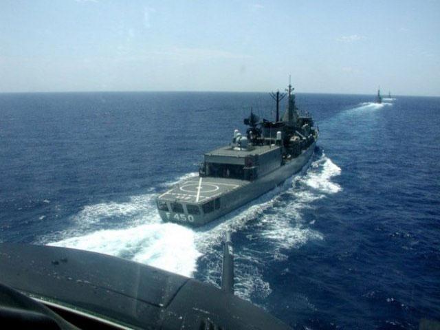 Iran Starts Naval Drills Near Hormuz Strait