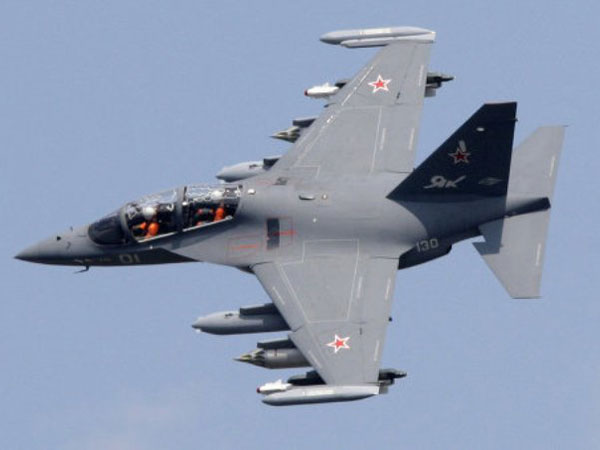 Irkut Delivers 1st Batch of Yak-130 to Russian Air Force