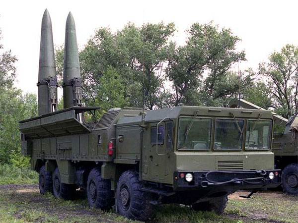 Russia May Install Iskander Surface Missiles in Syria