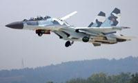 Russia Orders 30 Su-30SM Fighters