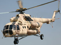 Russian Helicopters to Build Mi-171E for China
