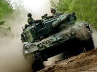 Spiegel: Qatar Considering Buying 200 Leopard-2 Tanks