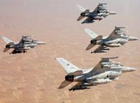 "UAE-Bahrain Conclude ""Falcons Union"" Joint Air Exercises"