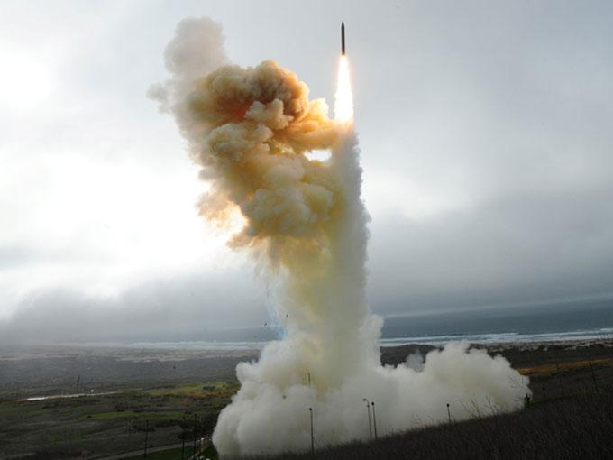 Boeing Missile Defense Team Completes GMD Test