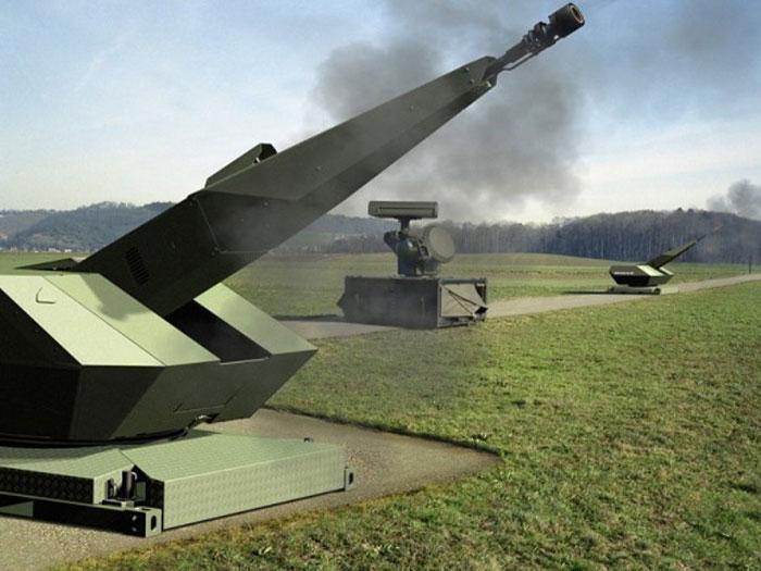 Rheinmetall Wins Kuwaiti, Asian Air Defense Orders