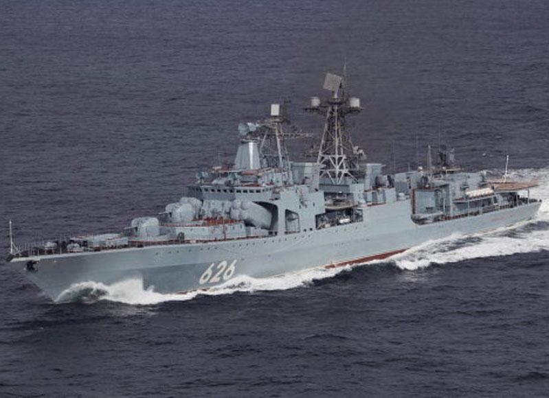 Russia Starts Mediterranean, Black Sea Naval Drills