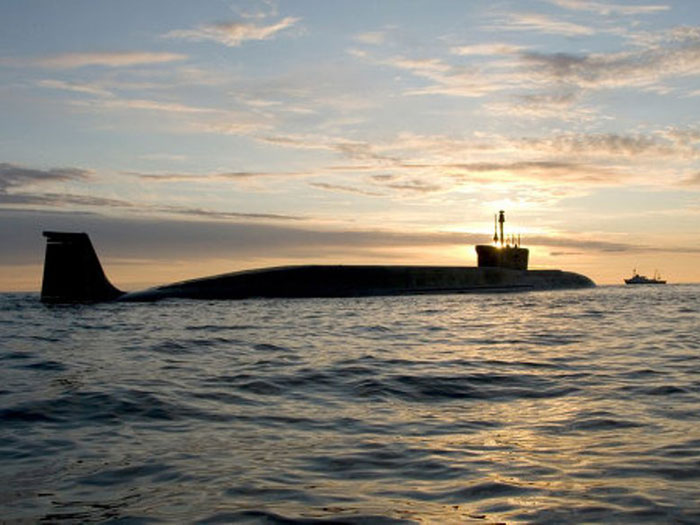 Russia to Lay Down 2 Upgraded Borey Class Subs in 2013