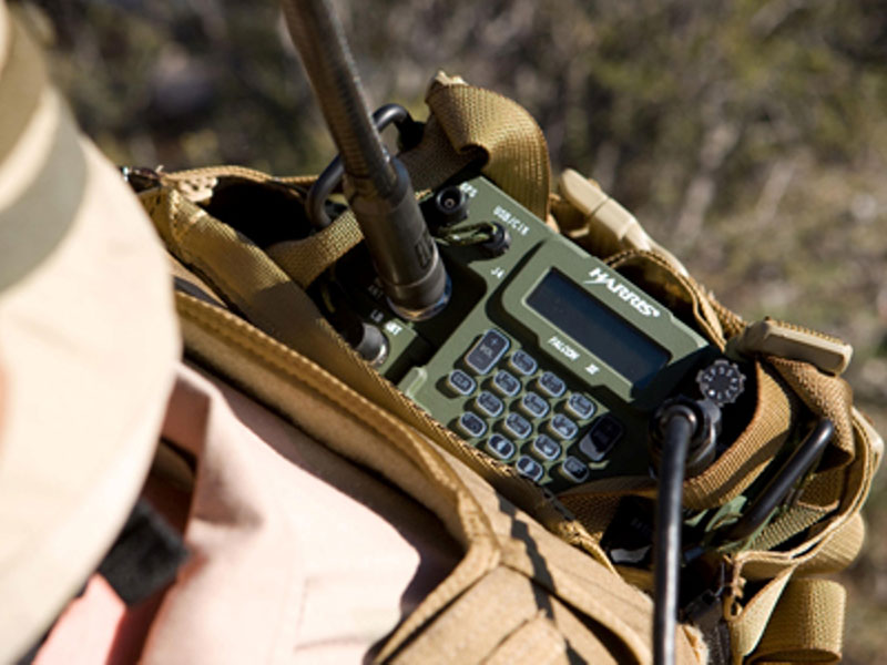 Harris to Create ISR Network for Middle East Country