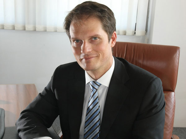 Matthieu Louvot Head of Support & Services at Eurocopter