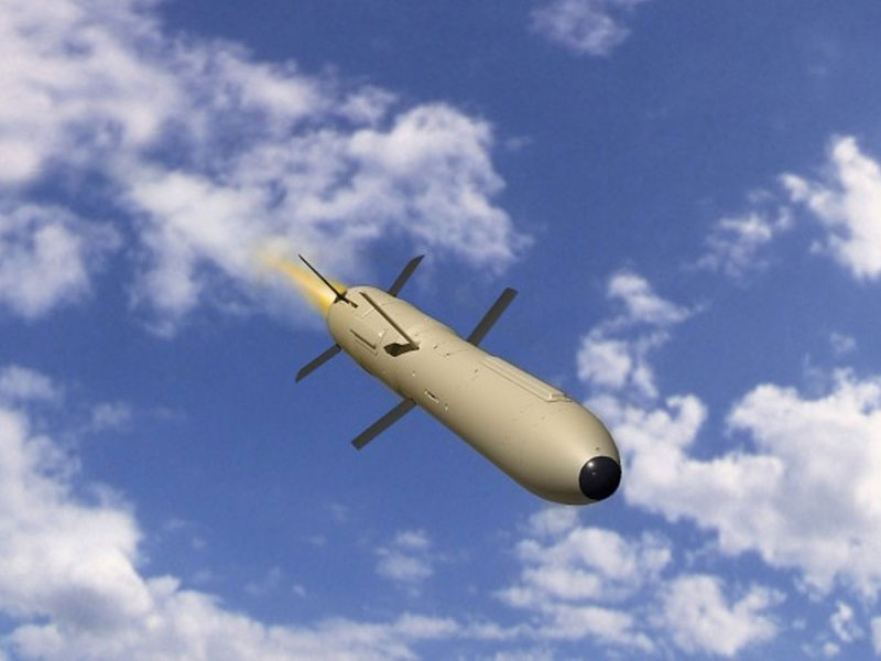 Raytheon Marks Delivery of 2000th Griffin Missile