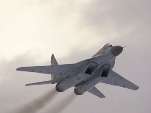 Russia, France Start Joint Air Drills