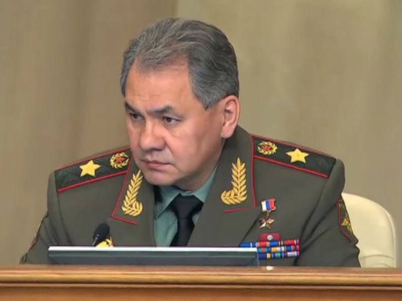 Russia Starts Construction of National Defense Center