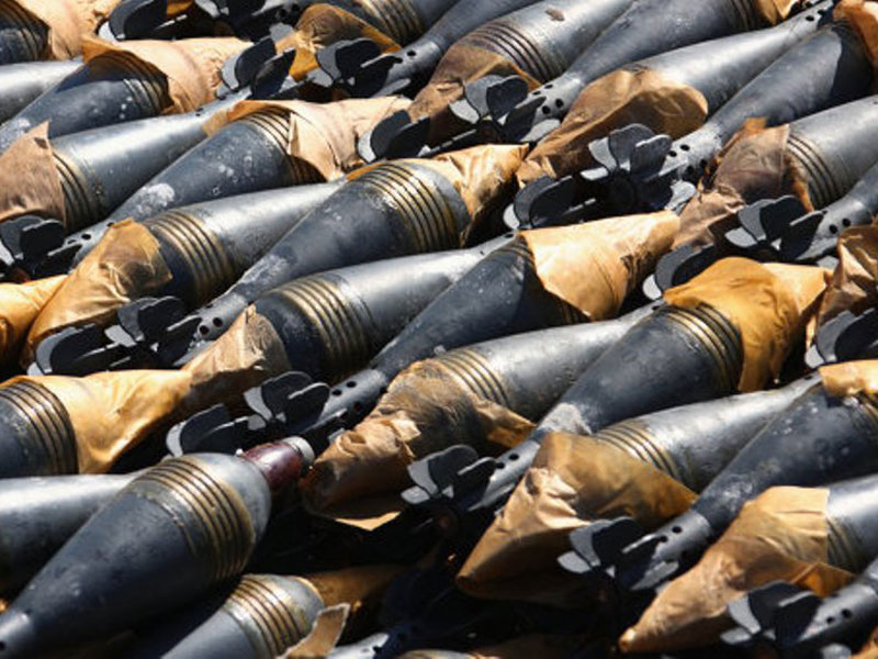 Russia to Dismantle 3.5Bn Ammunition Rounds by 2020-1