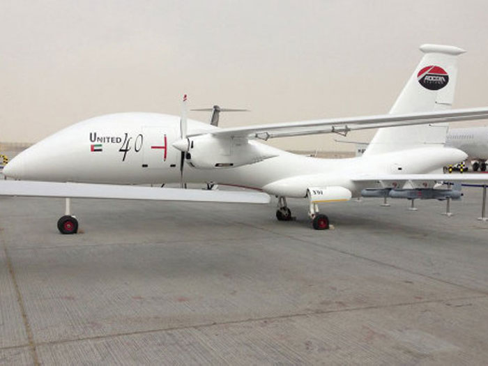 Russia to Flight Test UAE-Made Drone Early 2014