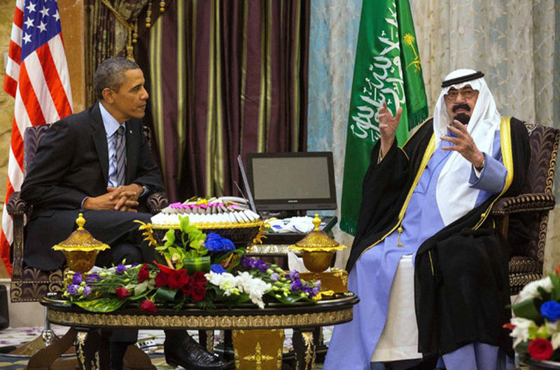 "U.S.-Saudi Arabia Vow to Remain ""Strategic Allies"""