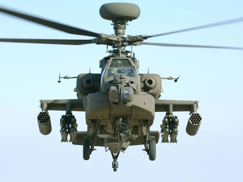U.S. to Sell 24 APACHE Attack Helicopters to Iraq