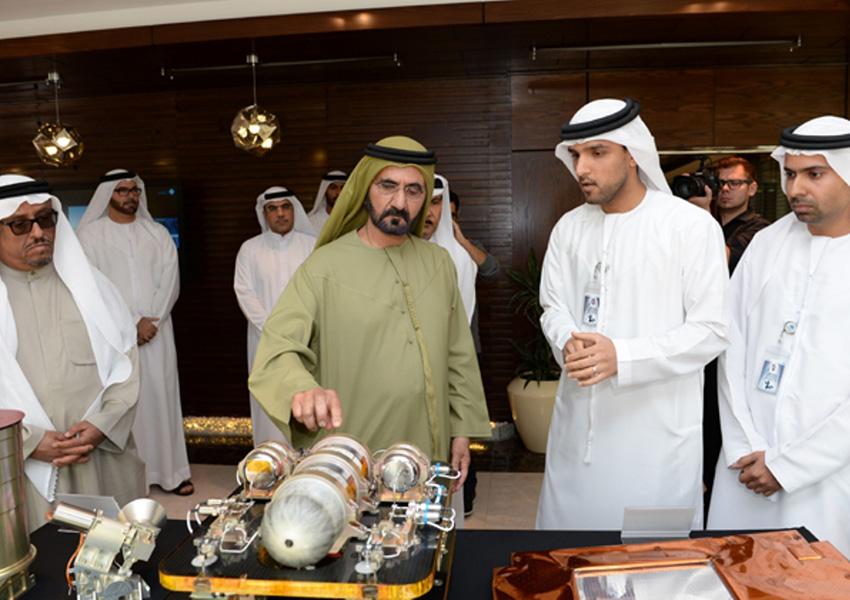 UAE's Khalifa Sat to be Into Orbit by 2017