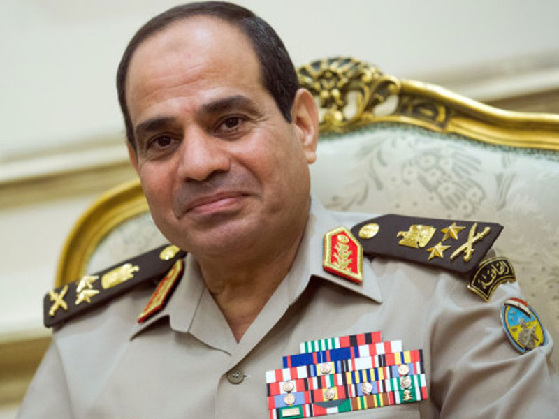 Egypt's Former Army Chief Enters Presidential Race