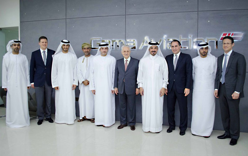 Gama Aviation Opens Private Terminal at Sharjah Airport
