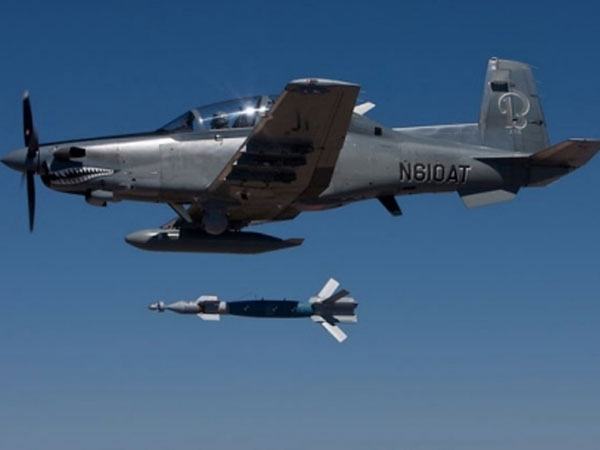 Iraq Requests 24 AT-6C Texan II Aircraft