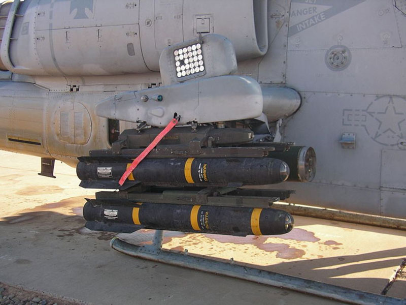 Iraq to Acquire 5,000 AGM-114K/N/R Hellfire Missiles