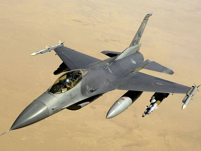 Iraq to Receive First of 36 F-16 Jets This Week