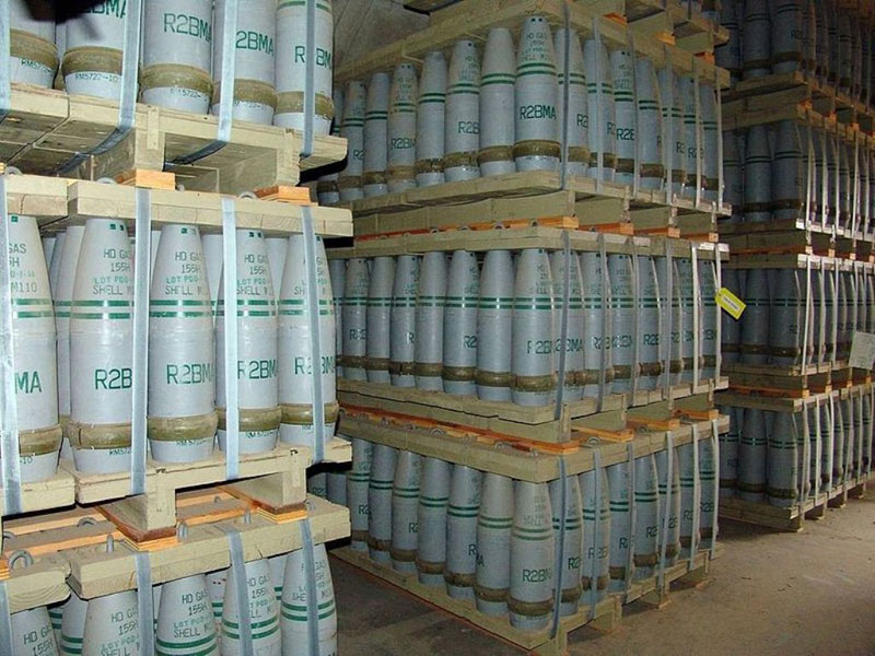 Libya Asks OPCW to Remove Chemical Stockpile
