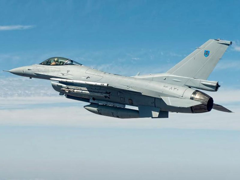 Oman Air Force Continues F-16 Legacy
