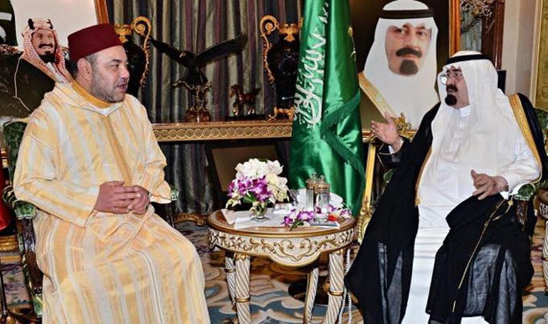 Saudi, Moroccan Kings Discusses Gaza Conflict