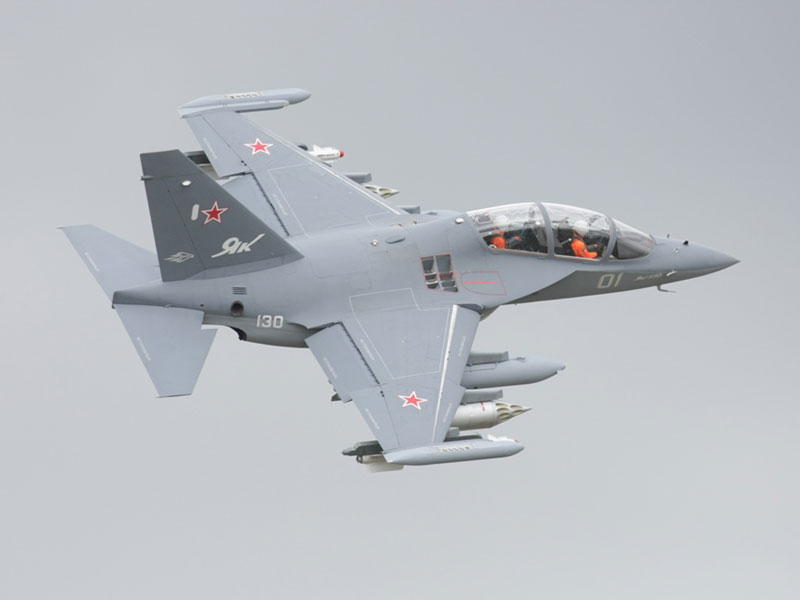 Syria to Receive 9 Yak-130 Jet Trainers by End of Year