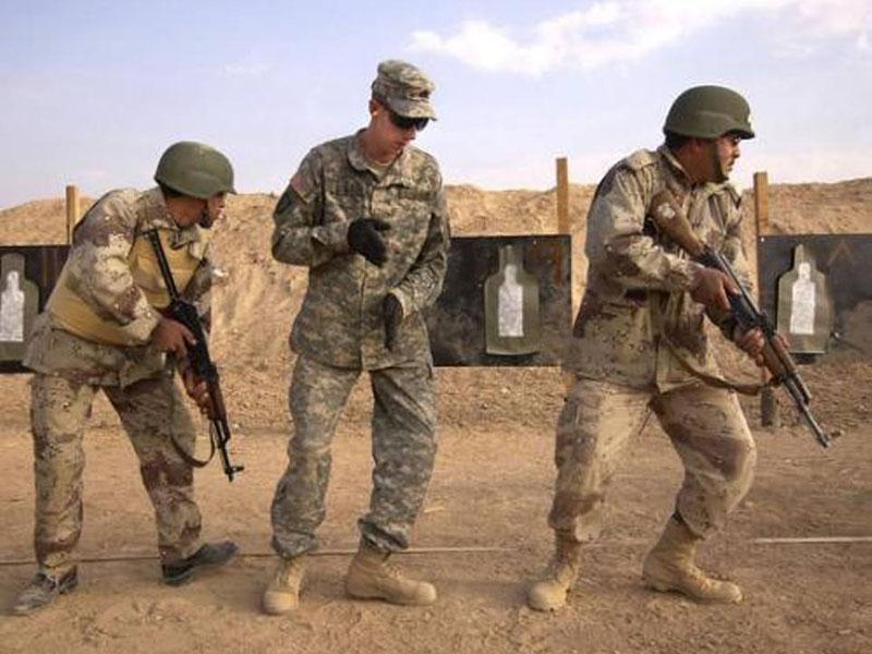 U.S. Resumes Training of Elite Iraqi Forces in Jordan