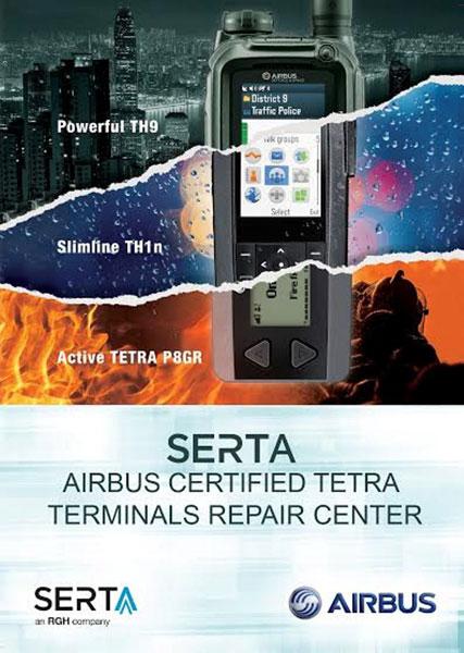 Airbus D&S to Build Tetra Terminal Repair Centre in Beirut