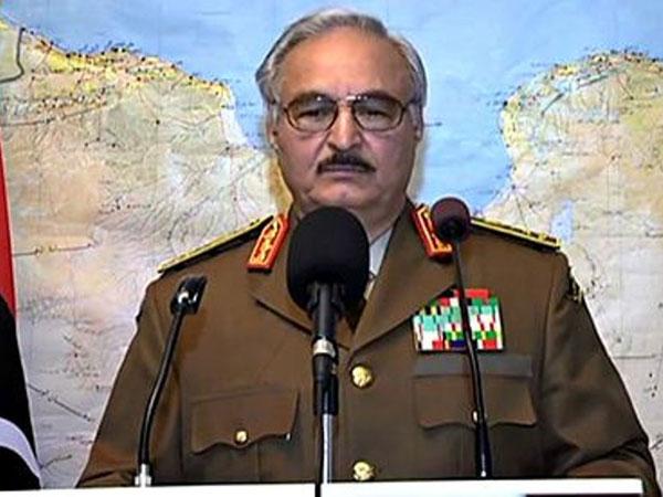 Former Libyan General Khalifa Haftar Named Army Chief