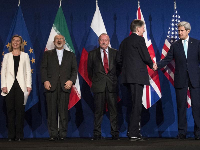 Iran, World Powers Reach Historic Nuclear Deal