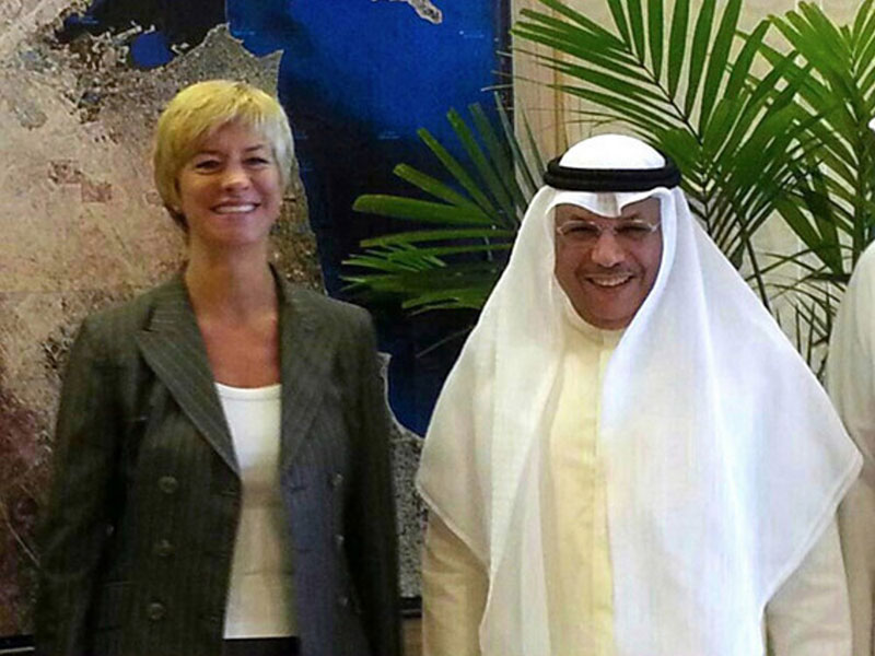 Kuwait, Italy Discuss Military Cooperation