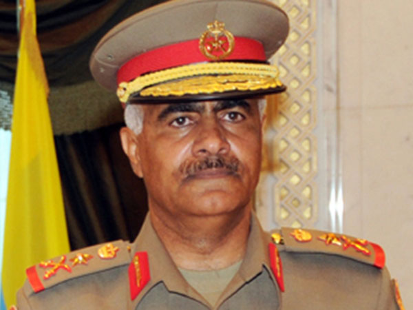 Kuwait's Army Chief-of-Staff Hails Ties with China