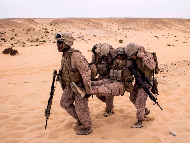 """Planning for """"Exercise Eagle Resolve 2015"""" Starts in Kuwait"""