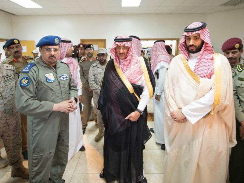 Saudi, US Defense Chiefs Discuss Military Operation in Yemen