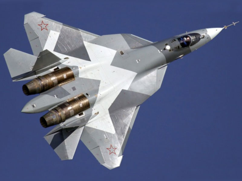 Sukhoi T-50 Stealth Fighter to Go into Production Next Year