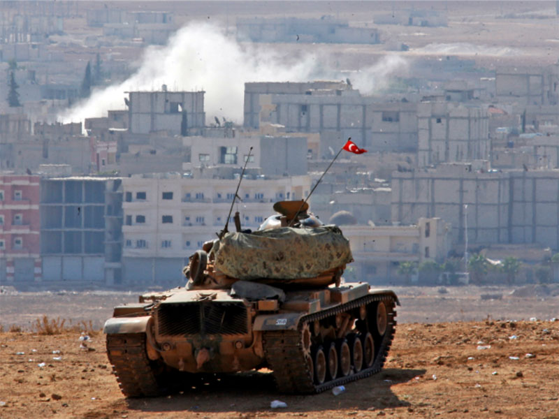 Turkey to Start Combatting ISIS in Northern Syria Soon