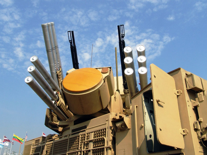 Upgraded Pantsir-S2 Gun-Missile to Enter Service in 2015