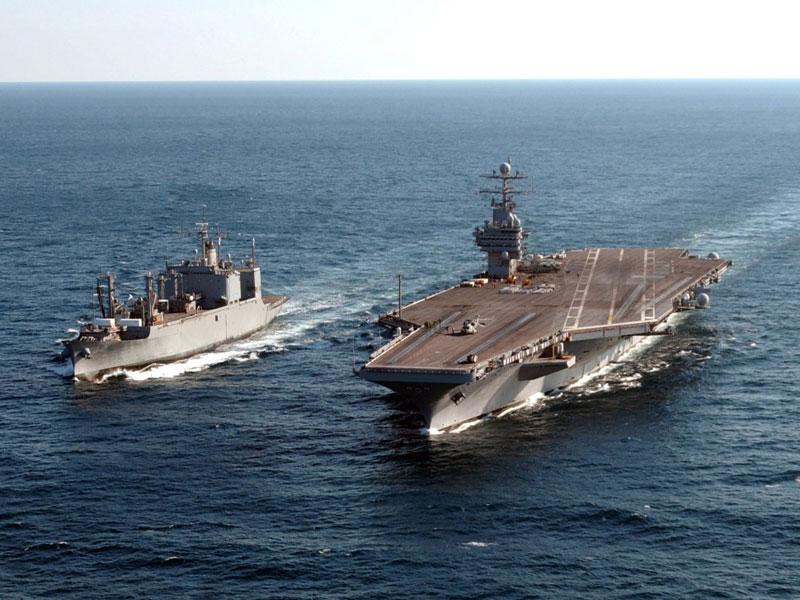 US Sends 2 Additional Warships Near Yemen