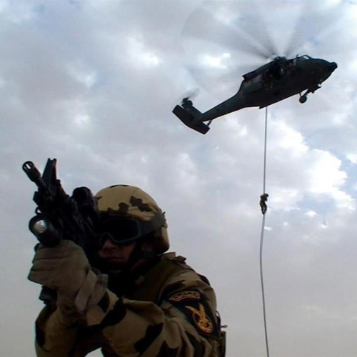 """UAE, Egypt Continue """"Zayed 2"""" Joint Military Exercise"""