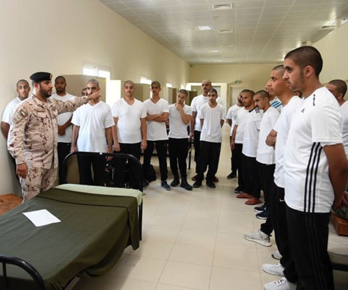 UAE Armed Forces Receive 8th Batch of Recruits