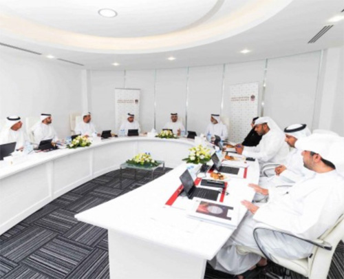 UAE Space Agency's New Board Holds First Meeting