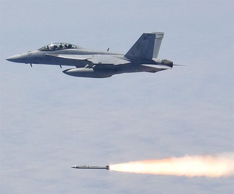 AARGM-ER Missile Achieves Milestone C Decision
